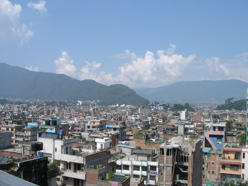 Kathmandu et Swayambu pa050238